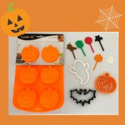 Kit Divertido Halloween