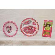 Kit infantil para refeição - Minnie