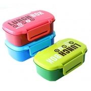 Lancheira Lunch Box c/ colher - 740 ml
