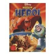 Livro Receitas de Herói - Disney