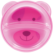 Prato Urso Rosa c/ Divisória