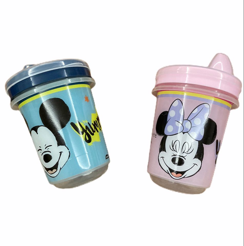 Copo de plástico Minnie