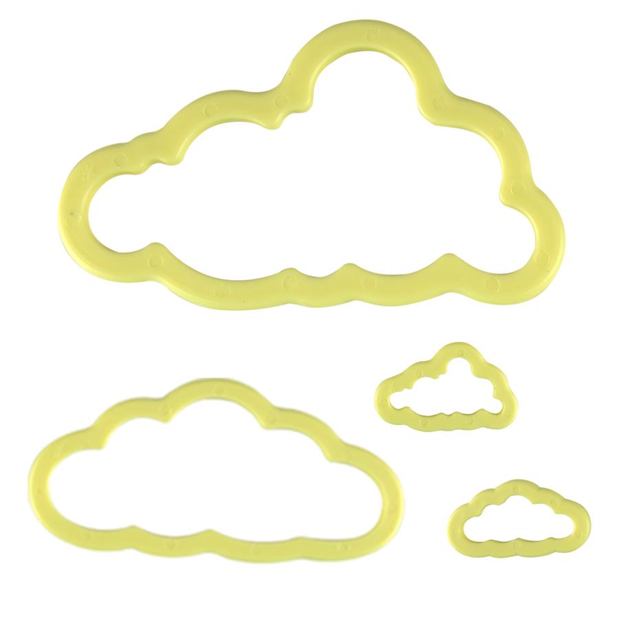 Cortador de Nuvens (4 peças)