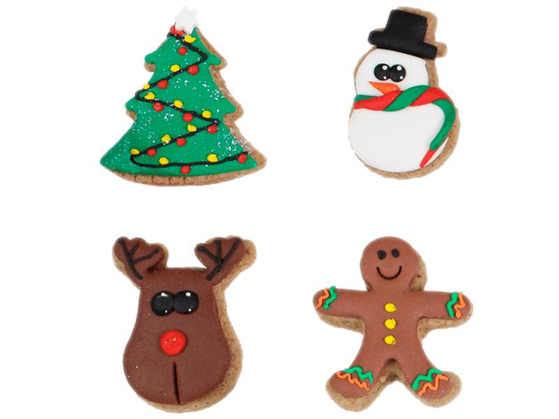 Cortador Natal I (4 peças)