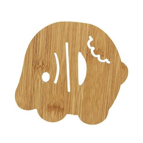 Descanso de panela - Elefante