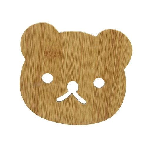 Descanso de panela - Urso