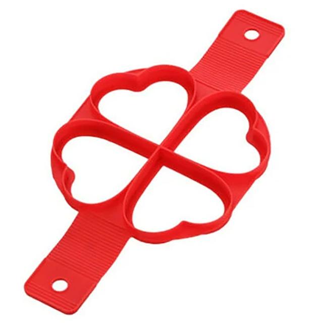 Forma de Silicone Mini Coração
