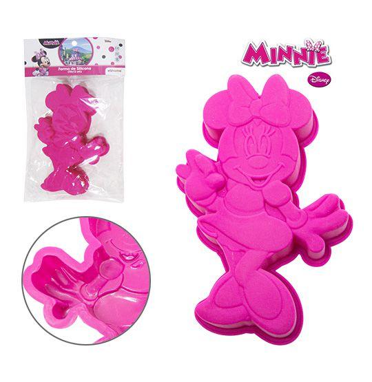 Forma de Silicone Minnie