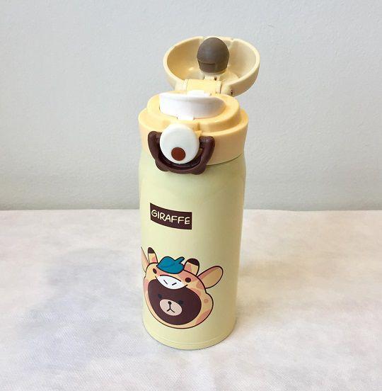 Garrafa térmica Bichinhos - 350 ml