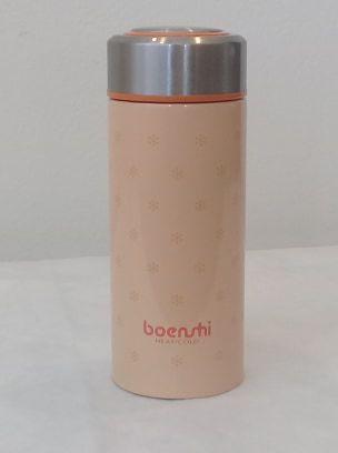 Garrafa térmica de inox - 220 ml