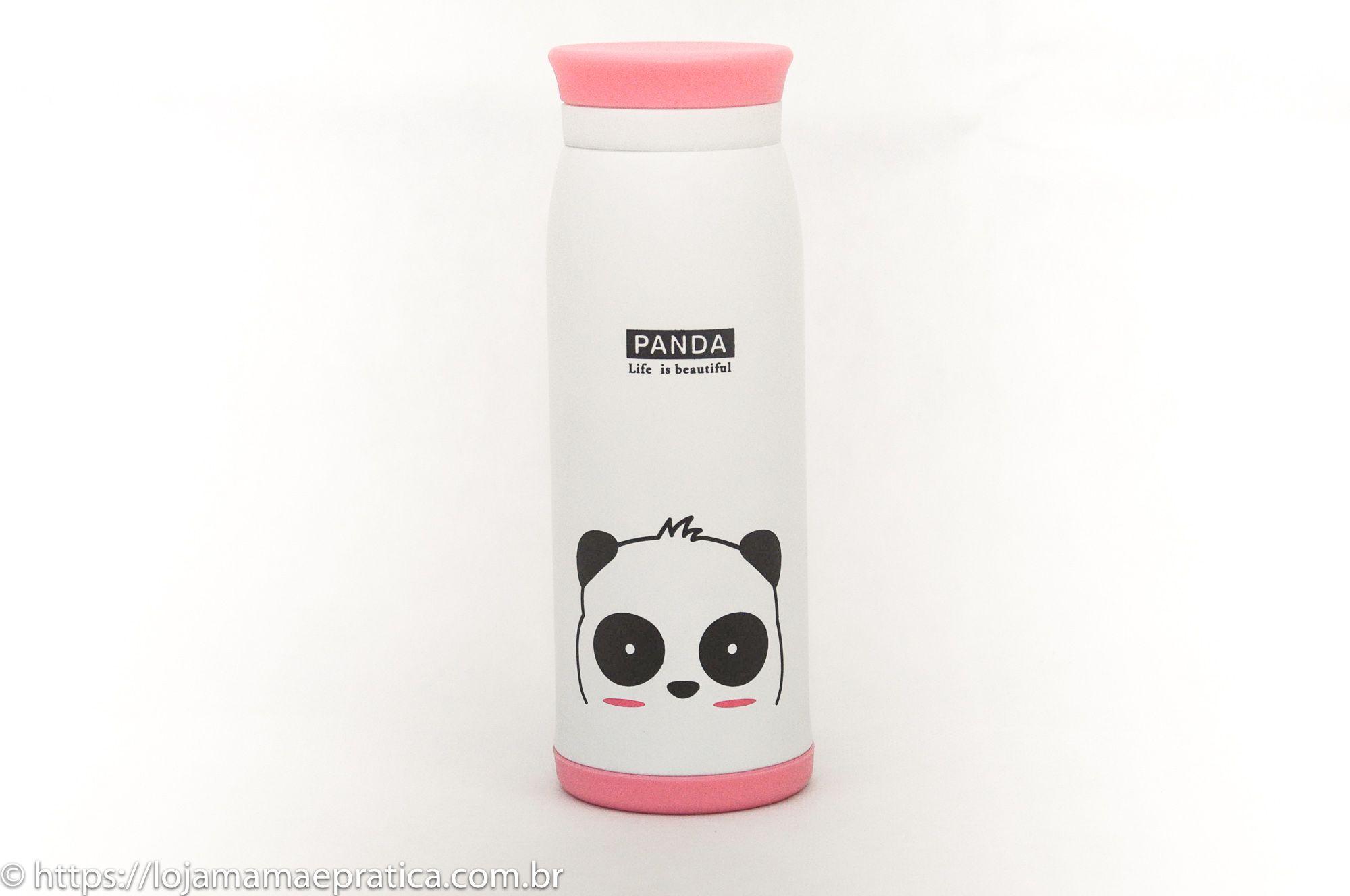 Garrafa térmica de inox - 500 ml