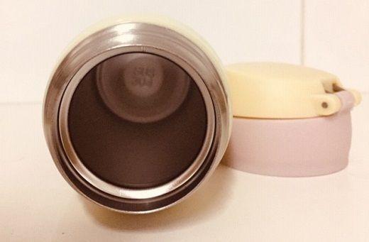 Garrafa térmica de inox Raposa - 350 ml