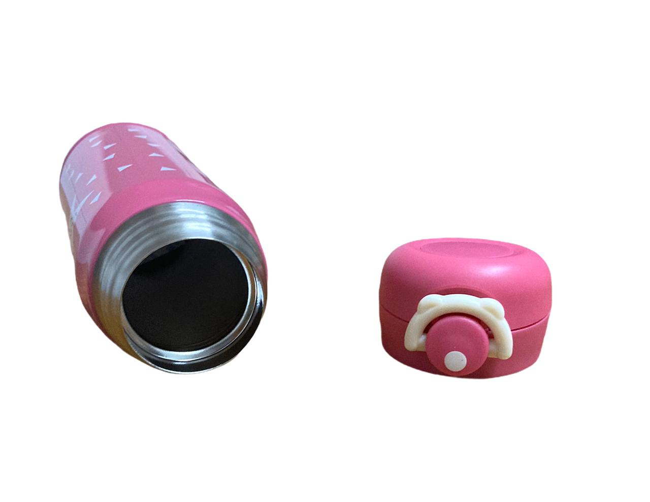 Garrafa Térmica Pink Lucky Cup - 350 ml