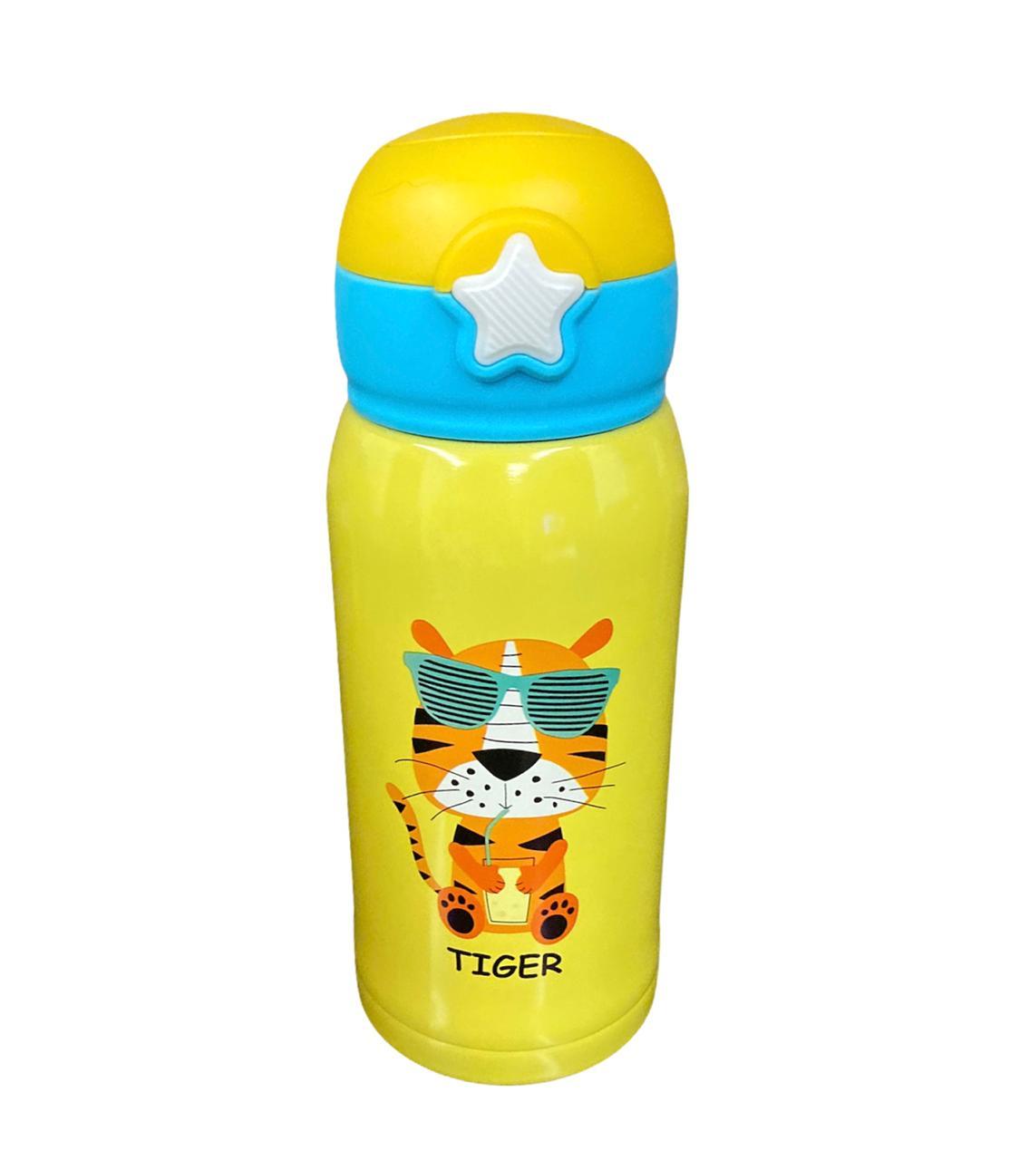 Garrafa Térmica Tigre c/ canudo - 500 ml
