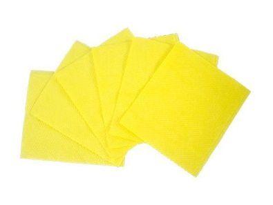 Guardanapo Amarelo - 50 unidades