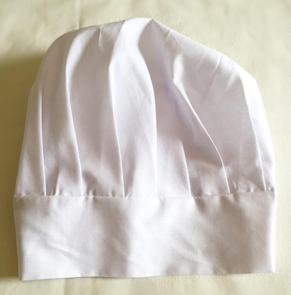 Avental infantil bordado + chapéu mestre-cuca