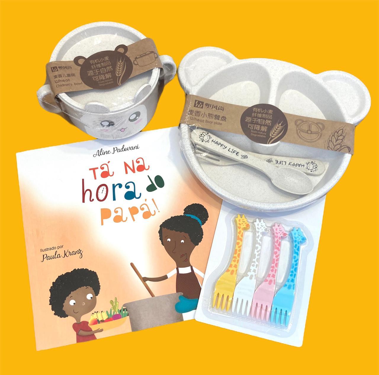 Kit infantil Hora de Comer