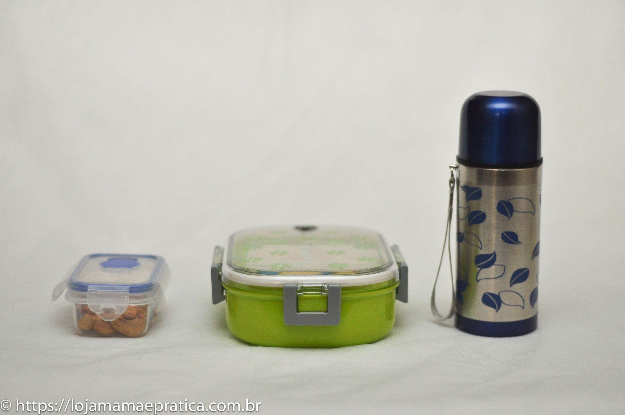 Lancheira  920 ml - Monte seu kit criativo