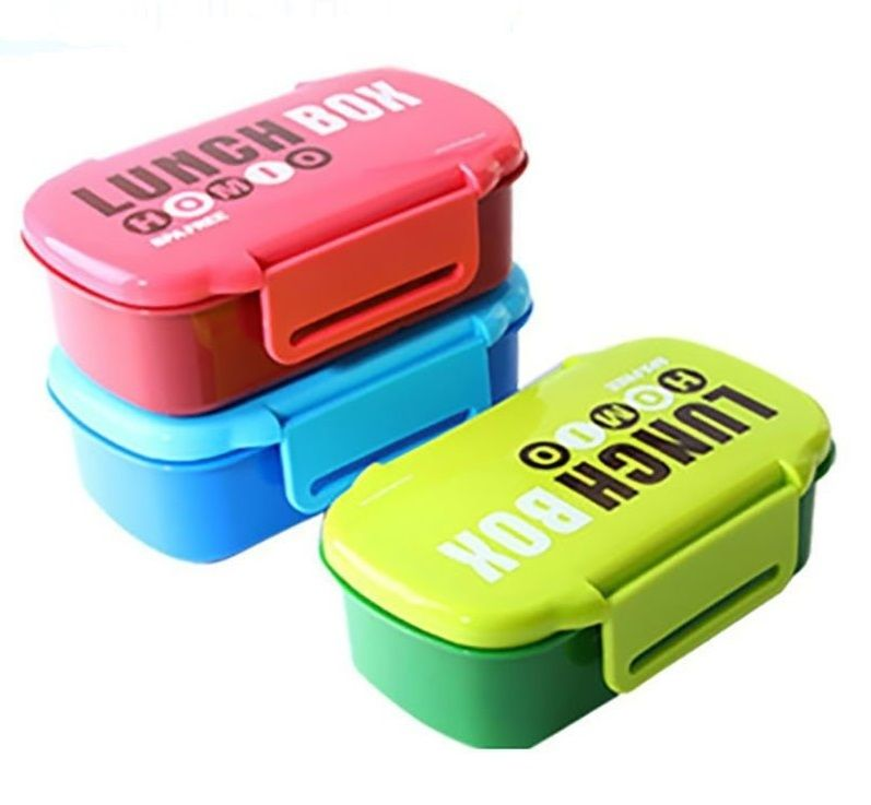 Lancheira Lunch Box 740 ml - Monte seu kit criativo