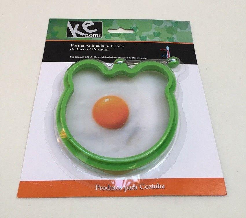 Modelador de ovos e panquecas em silicone