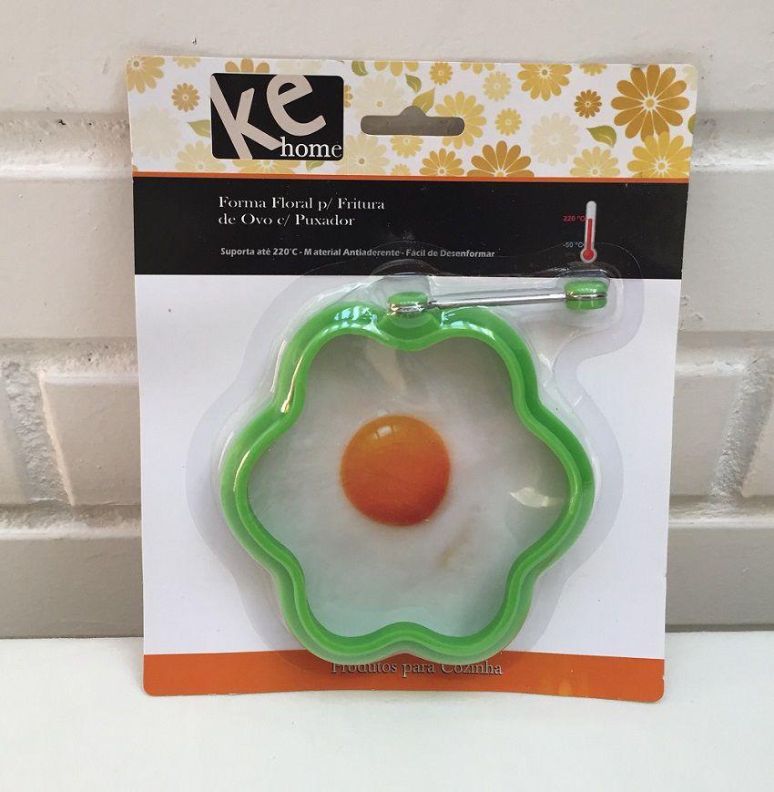 Modelador Ovos e Panquecas - Flor