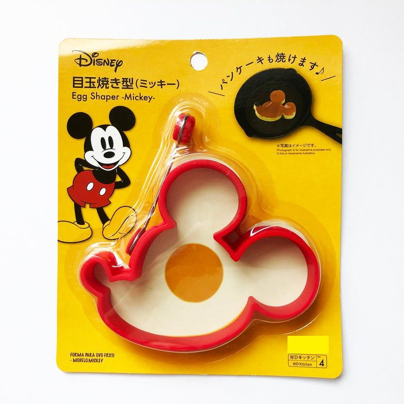 Modelador Ovos e Panquecas - Mickey