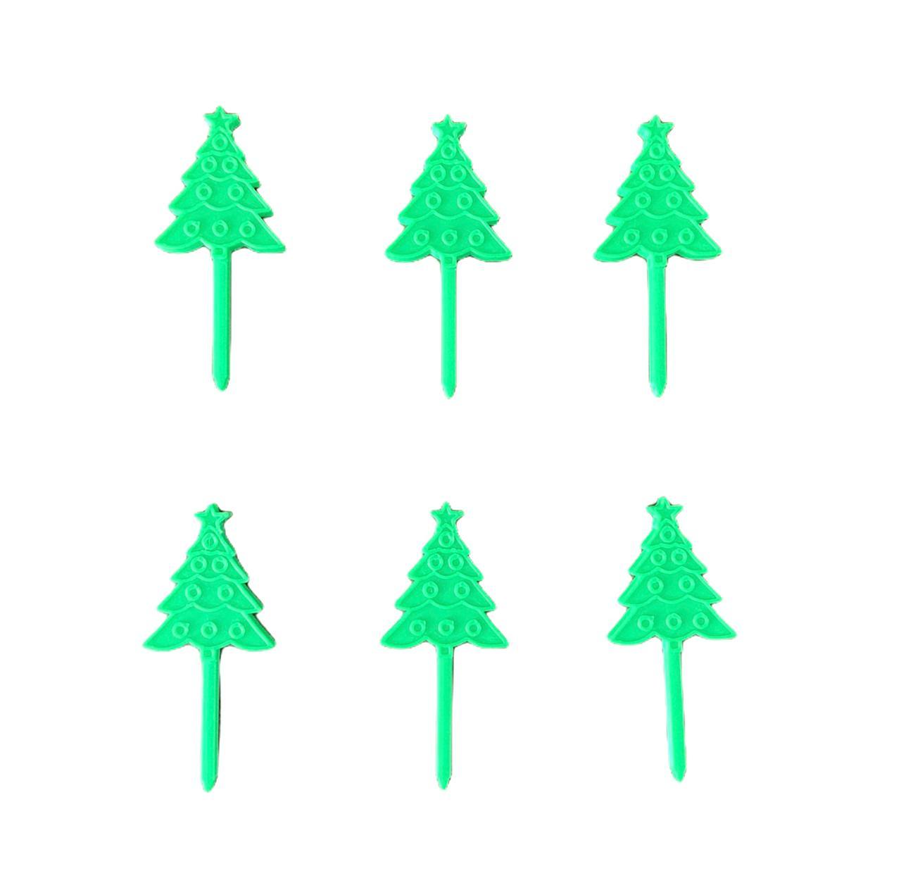Palitinhos Árvore - 6 unidades