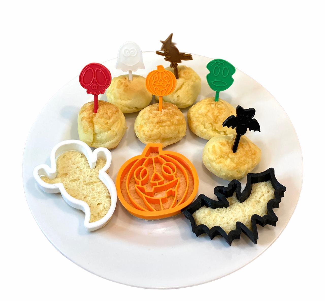 Palitinhos Halloween - 6 unidades