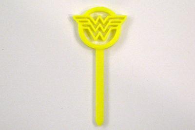 Palitinhos Heróis Liga da Justiça - 6 unidades