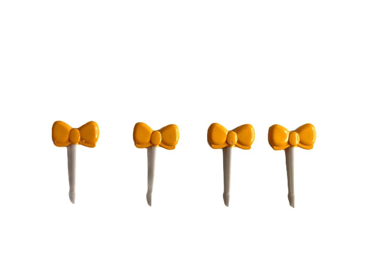 Palitinhos Lacinho - 4  peças