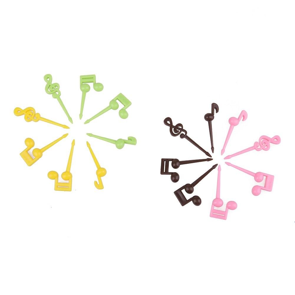Palitinhos Notas Musicais - 16 unidades