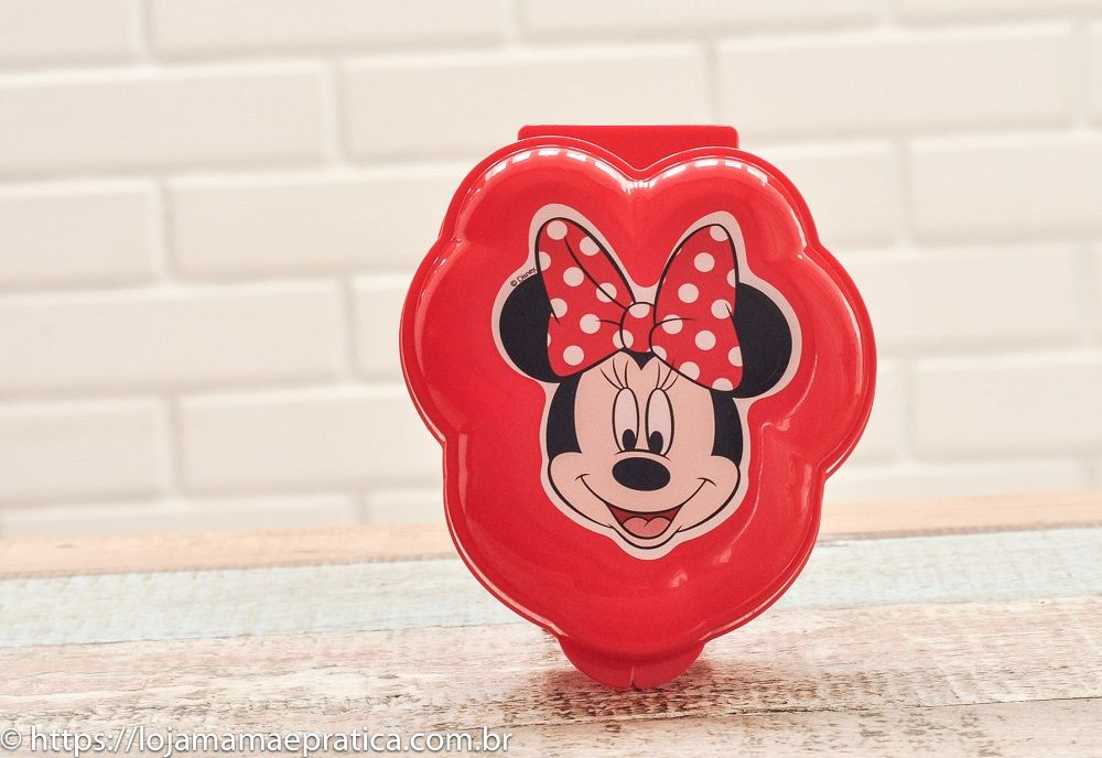 Porta-fruta Minnie ou Mickey