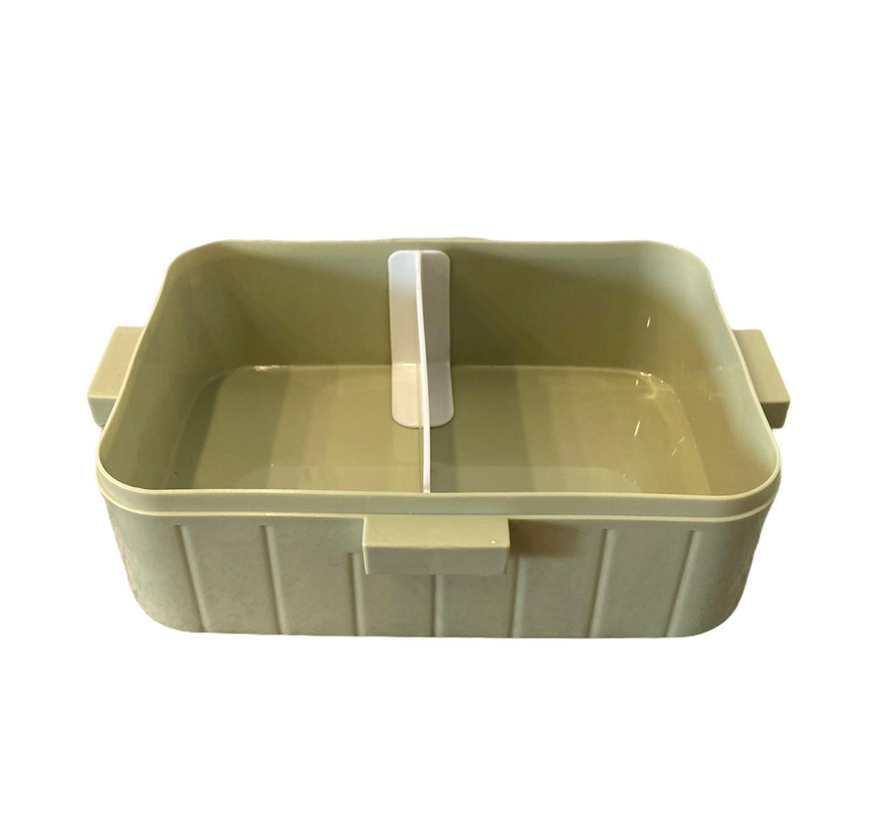 Pote Lanche/ Marmita Verde - 700 ml