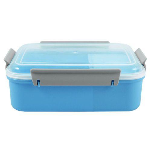 Pote Marmita c/ 3 compartimentos - 1200 ml