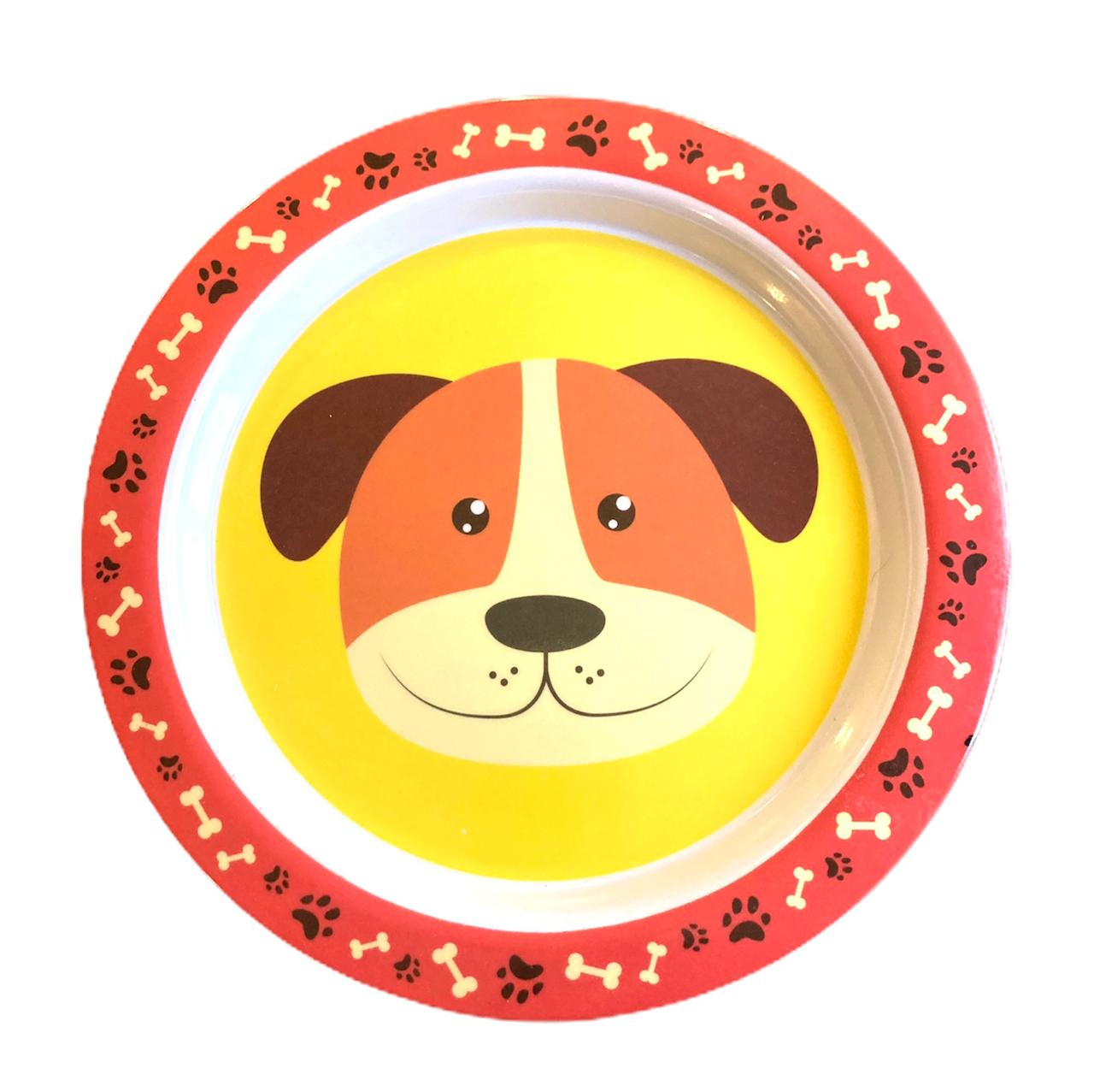 Prato Cachorro Redondo