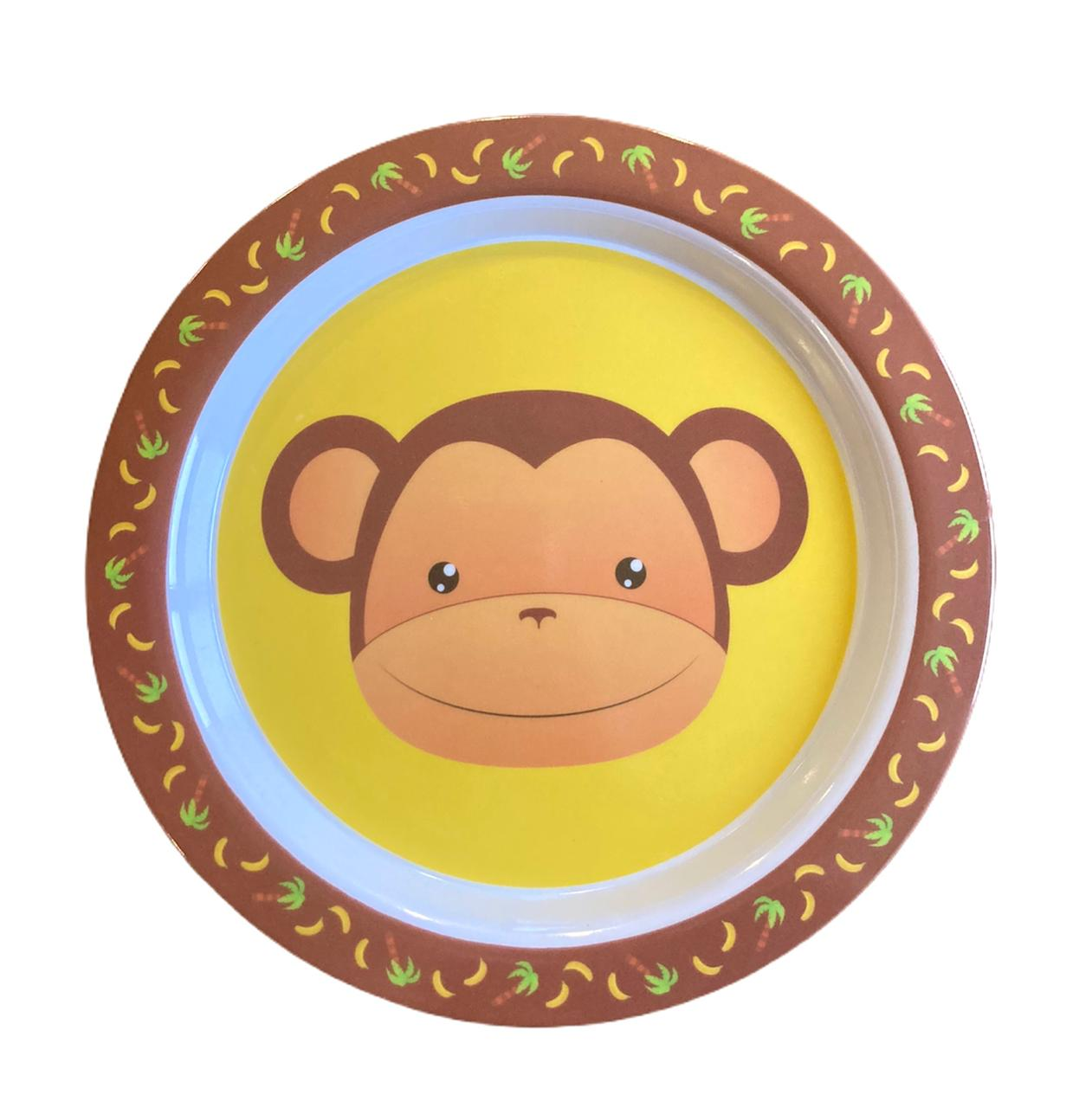 Prato Macaco Redondo