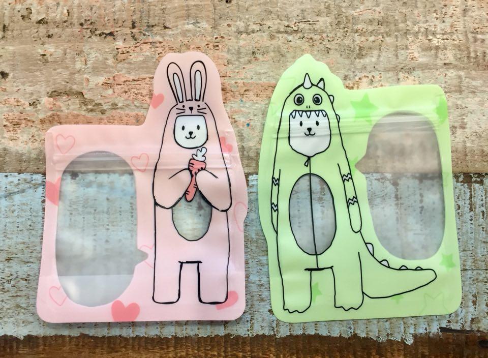 Saquinho Plástico Lanche