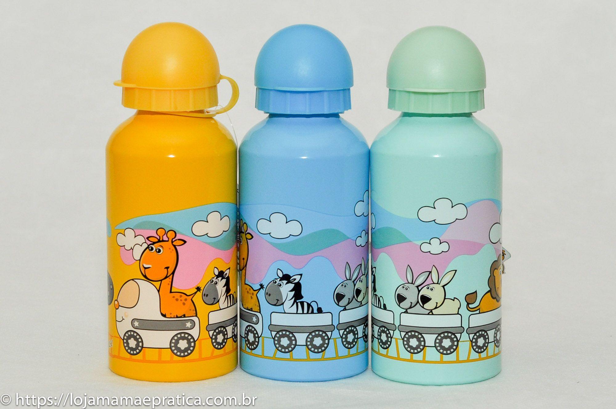 Squeeze bichinhos - 400 ml