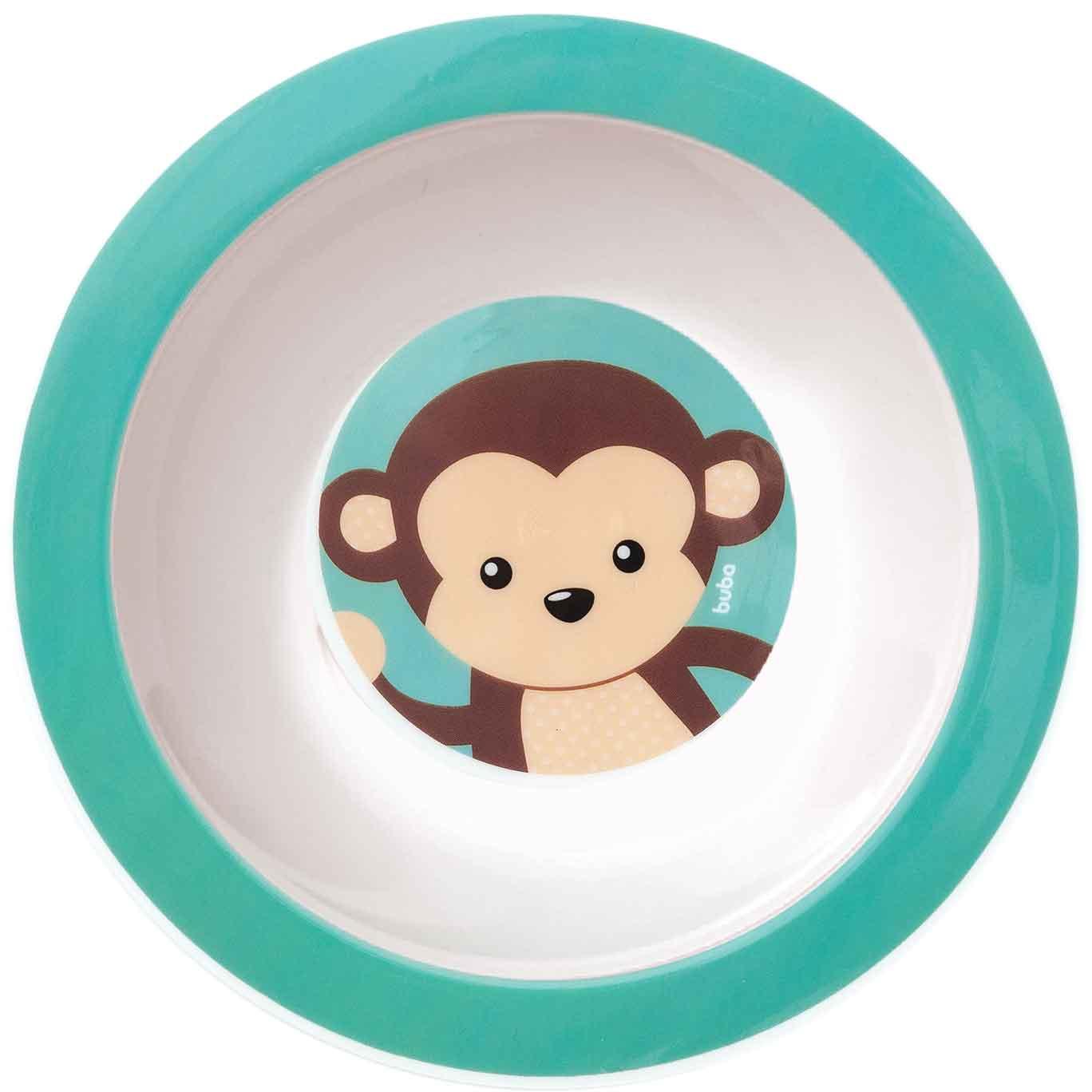 Tigela Animal Fun Macaco