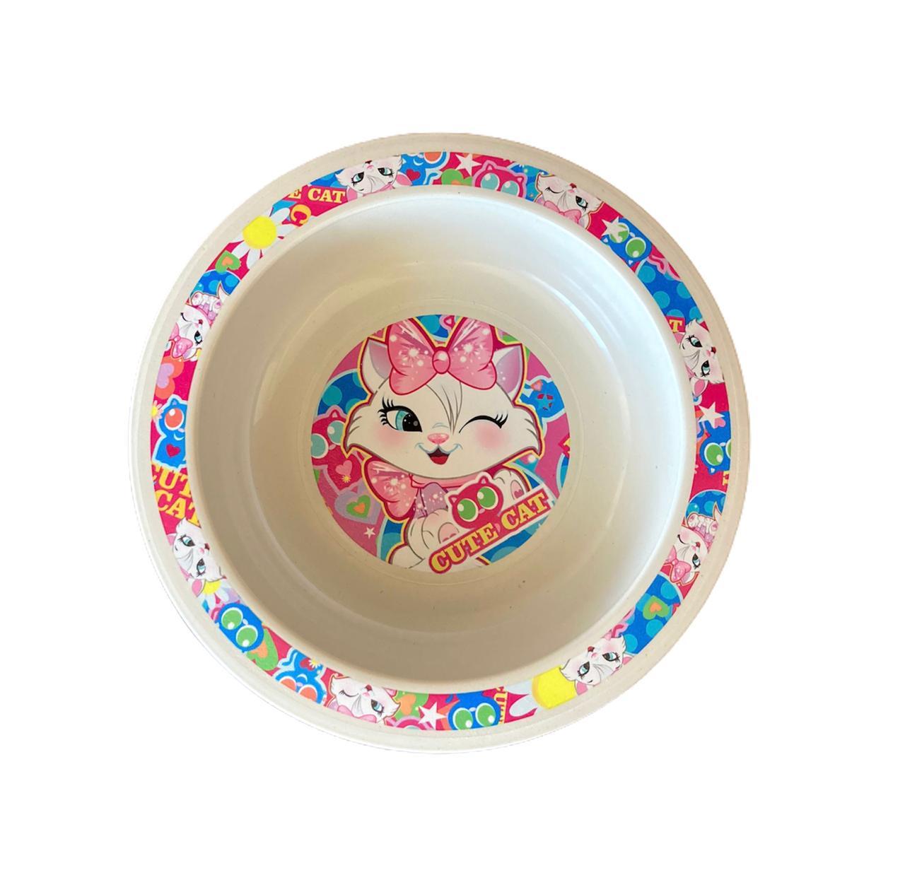 Tigela Cute Cat