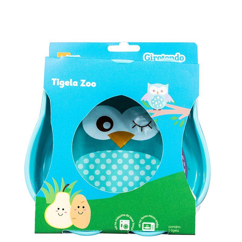 Tigela Zoo Coruja