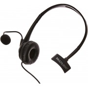 Headset Com Conector Rj09 P/Telemarketing Multilaser - PH251