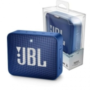 Mini Caixa de Som  GO 2 Bluetooth - Portátil 3W à Prova de Água - JBL