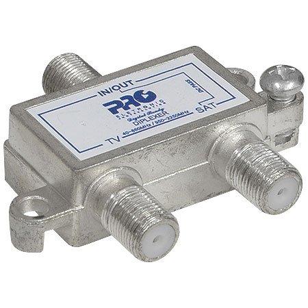 Diplexer VHF | UHF / Satélite