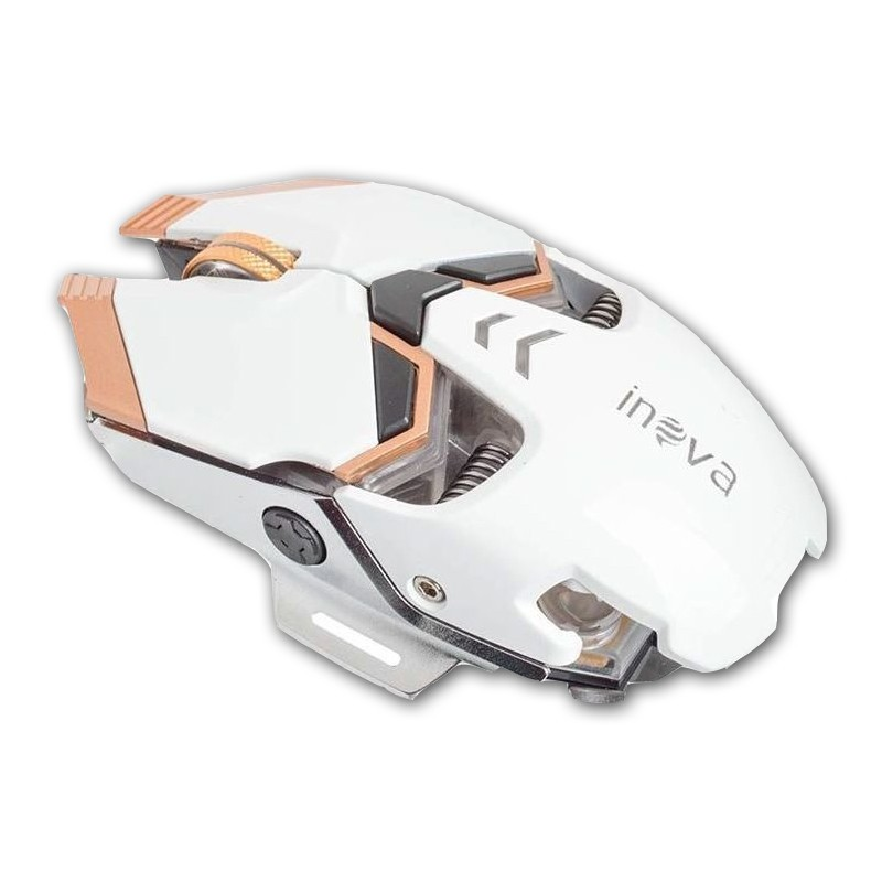 Mouse Gamer Com Fio Usb Inova MOU-6938
