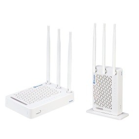 Roteador Wireless Greatek wr-750ac dual band 2.4/5ghz 750mbps