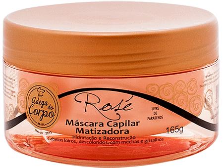 Máscara Capilar Matizadora - 165g