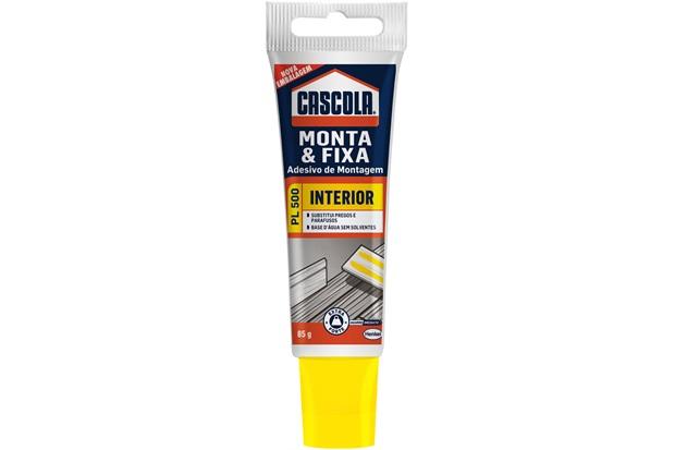 Cascola Monta & Fixa PL500 - Interno