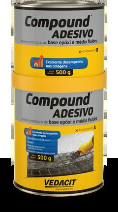 Compound Adesivo - Vedacit