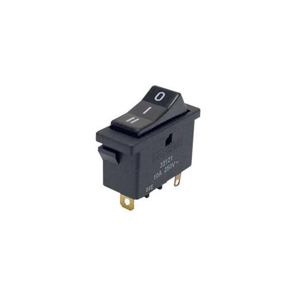 Interruptor de Tecla Unipolar 10A